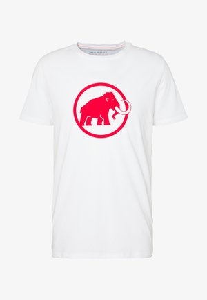 LOGO MEN - T-shirt med print - bright white