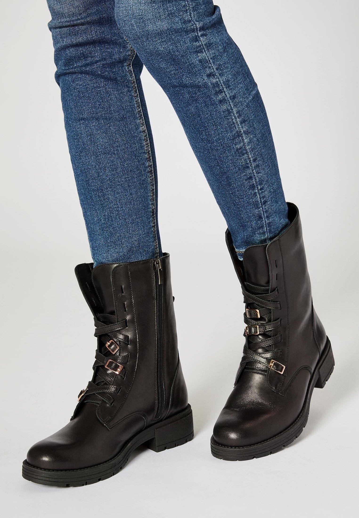 Particular Discount Cheapest myMo ROCKS Classic ankle boots - black | women's shoes 2020 ttqux