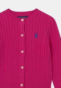Polo Ralph Lauren - MINI CABLE - Gilet - accent pink - 2