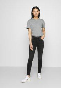 Ética - GISELLE - Jeans Skinny Fit - loved black - 1