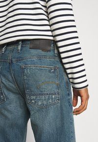 G-Star - ALUM RELAXED TAPERED ORIGINALS - Relaxed fit jeans - kir denim - 4