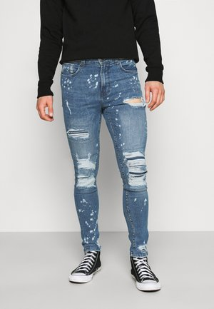 DESTROY  - Slim fit jeans - blue