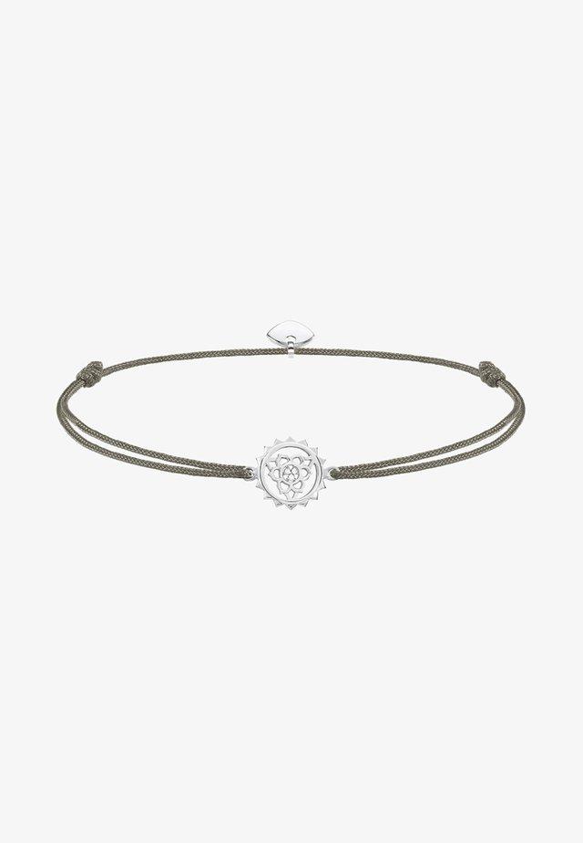 LITTLE SECRET CHAKRA  - Bracelet - silver-coloured,grey,white