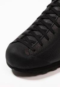 Scarpa - MOJITO BASIC GTX - Hiking shoes - black - 5