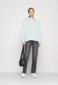 Nike Sportswear - HOODIE TREND - Sweatshirt - barely green/white - 1