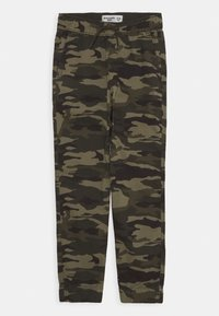 Abercrombie & Fitch - Trousers - khaki - 0