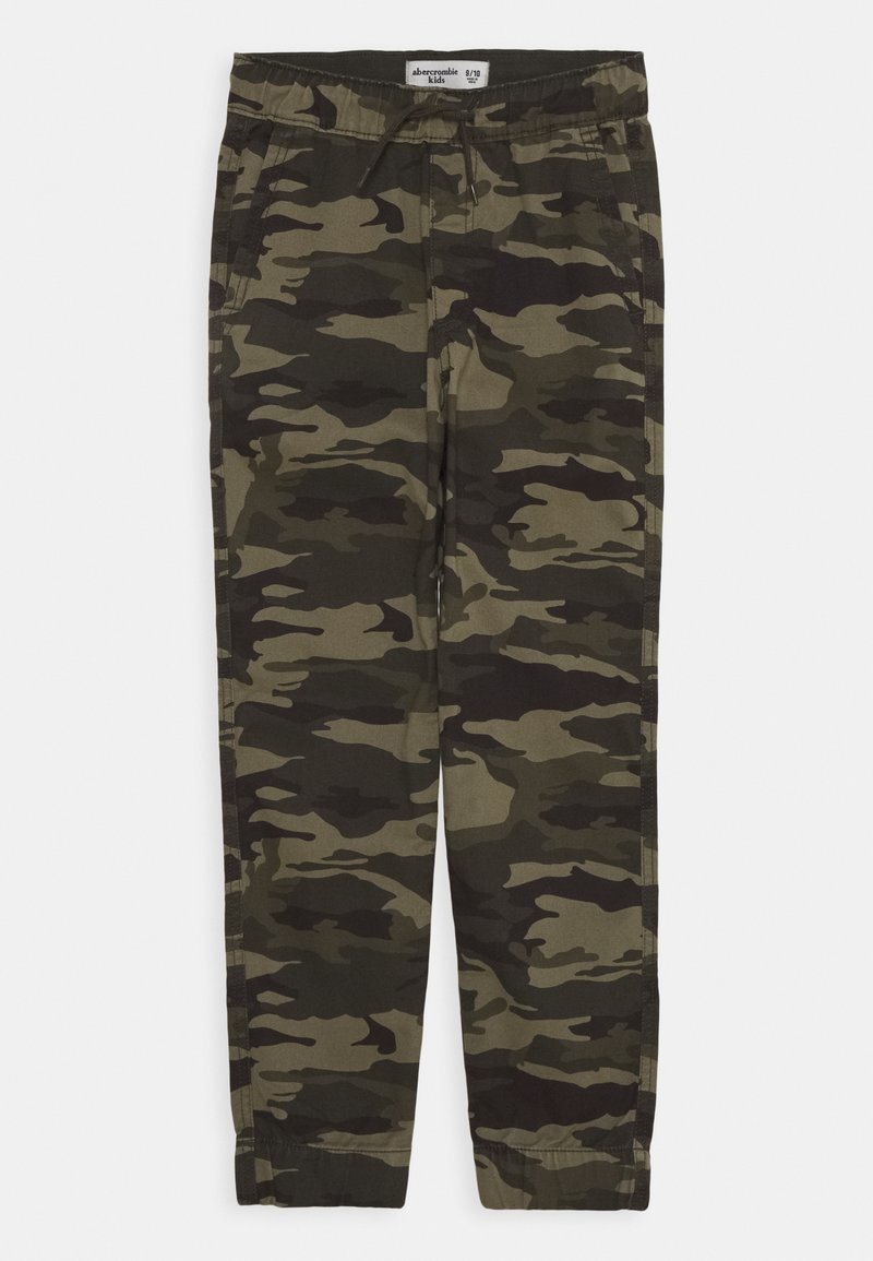 Abercrombie & Fitch - Trousers - khaki