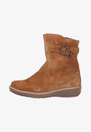 COMFORT - Ankle boots - crusca