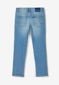 Name it - REGULAR FIT - Straight leg jeans - light blue denim - 1