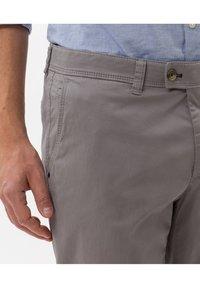 BRAX - STYLE JIM S - CHINO - Trousers - grey - 3