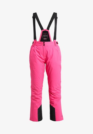 ERIELLE - Spodnie narciarskie - fuchsia