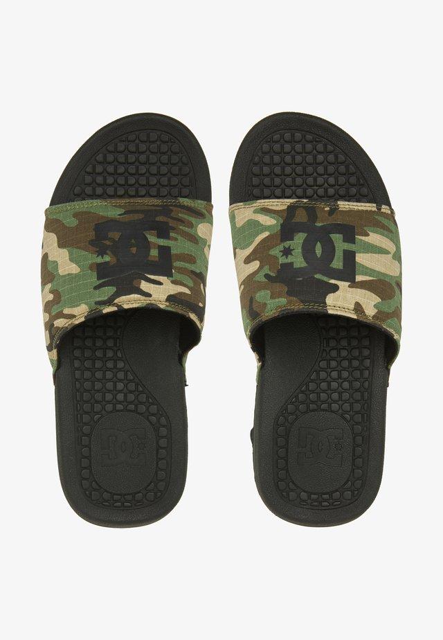 Sandały kąpielowe - mottled black