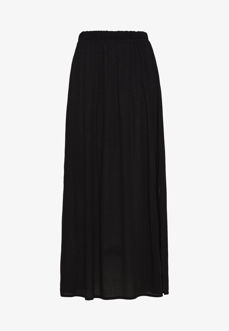 ICHI - IHMARRAKECH - Pleated skirt - black