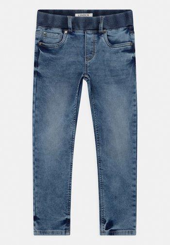 MINI EDVIN PULL ON - Jeans slim fit - light denim