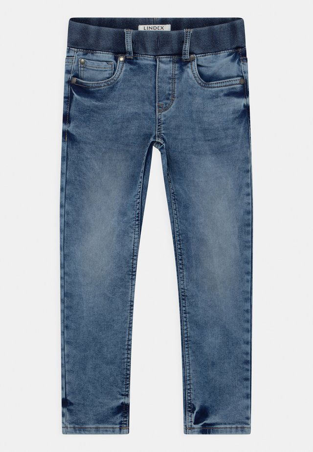 MINI EDVIN PULL ON - Jeans Slim Fit - light denim