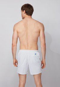 BOSS - OCTOPUS - Badeshorts - natural - 1