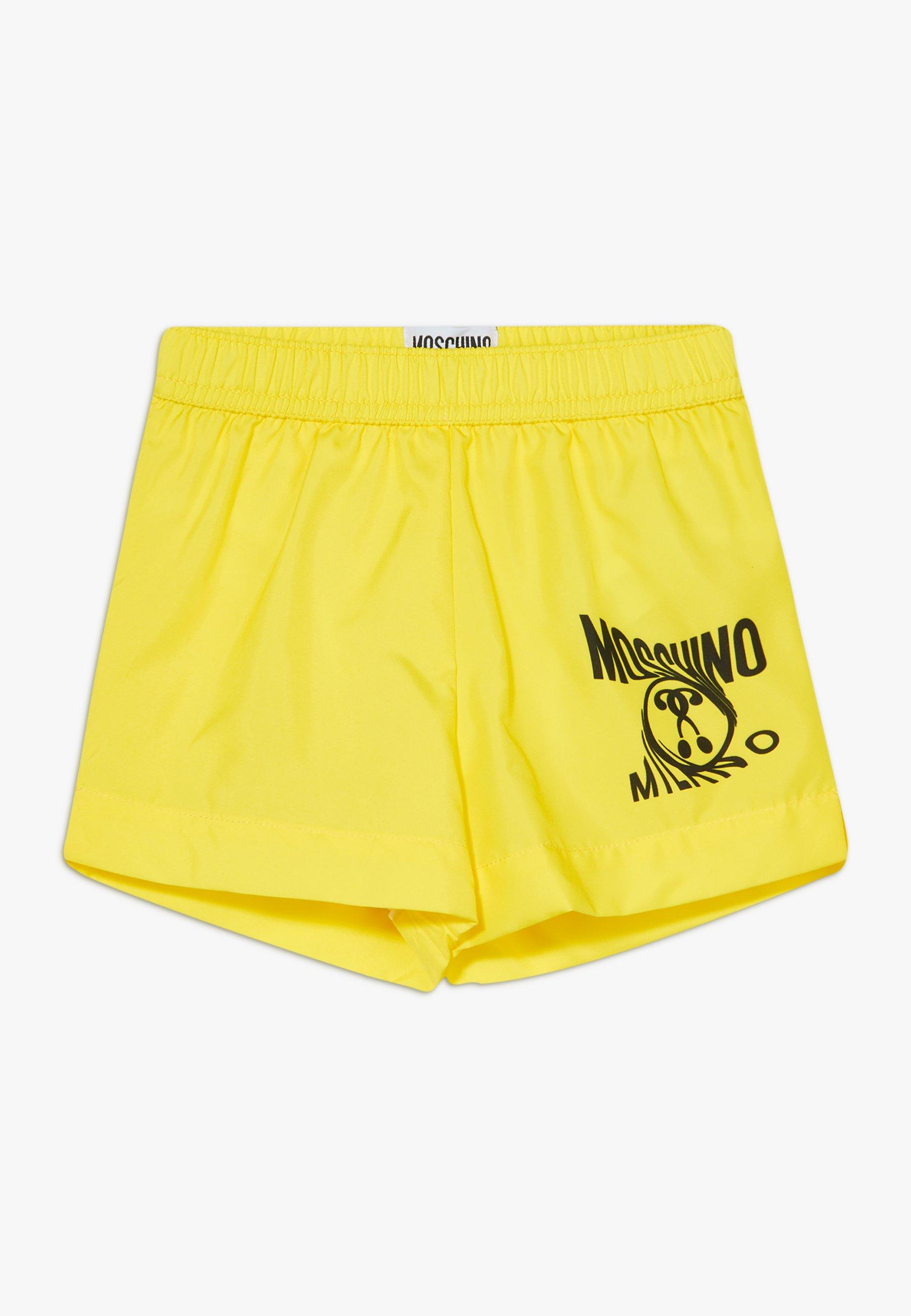 Moschino Swim - Bañador Blazing Yellow
