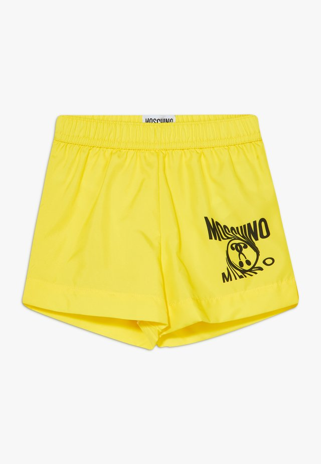 SWIM - Badeshorts - blazing yellow