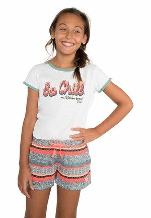 BASIA JR  - T-shirt print - seashell