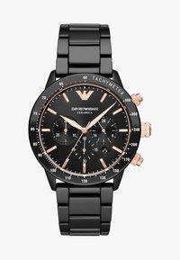 Emporio Armani - Cronografo - black - 0