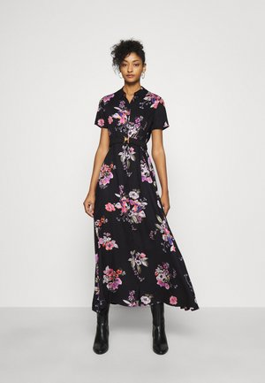 VMLOVELY ANCLE DRESS - Maxi-jurk - black