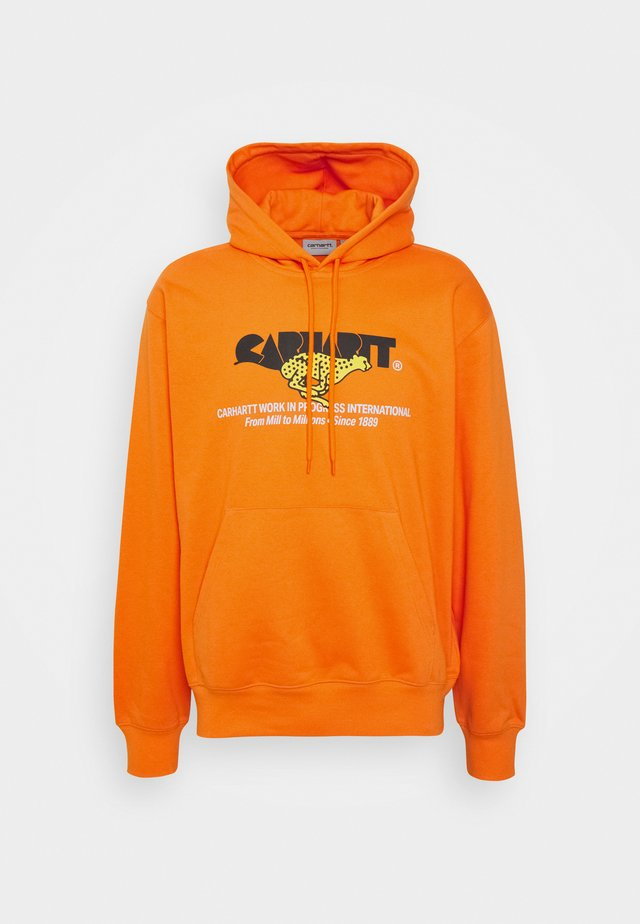 HOODED RUNNER  - Sweatshirt - hokkaido
