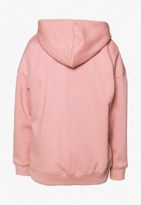 New Look - HOODY - Bluza z kapturem - mid pink - 1