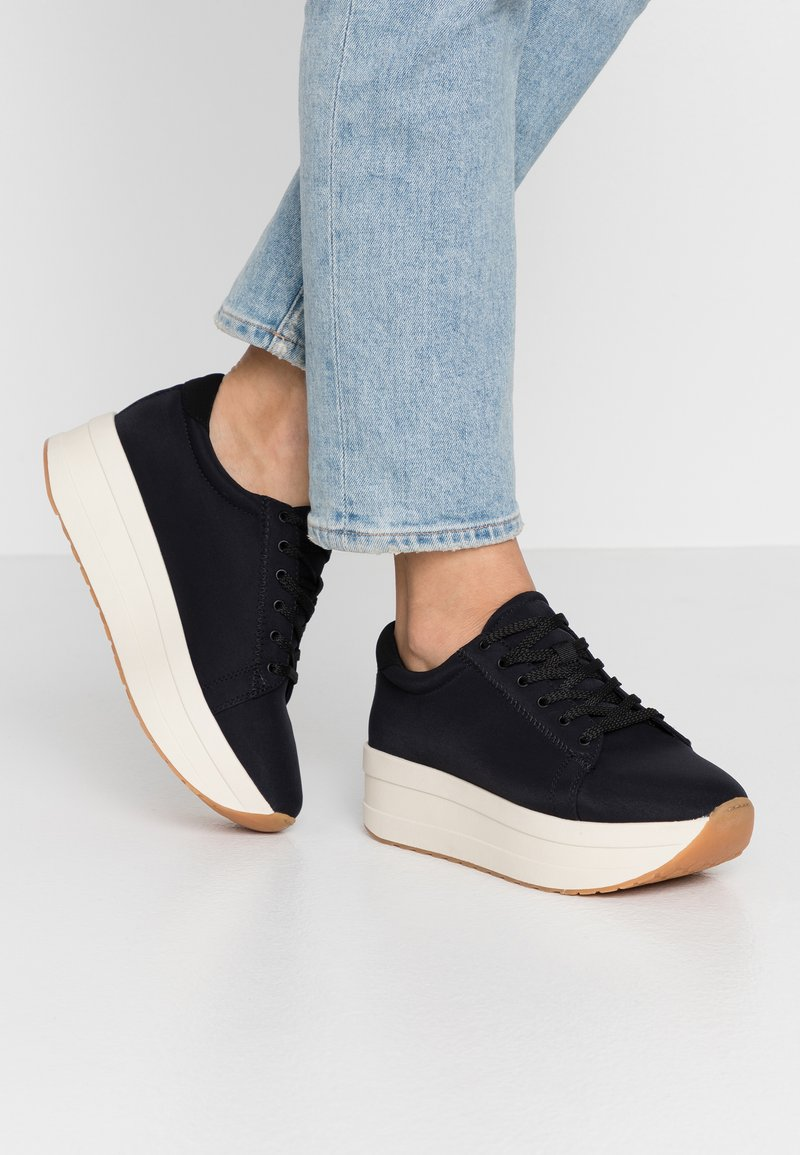 Vagabond - CASEY - Sneakersy niskie - black