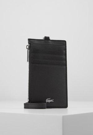 NECKLACE HOLDER - Peněženka - black