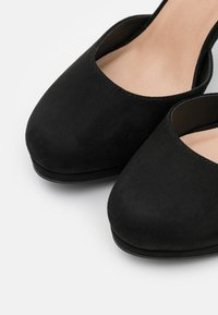 Anna Field - Zapatos altos - black - 5