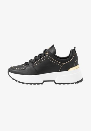 COSMO TRAINER - Sneakers - black