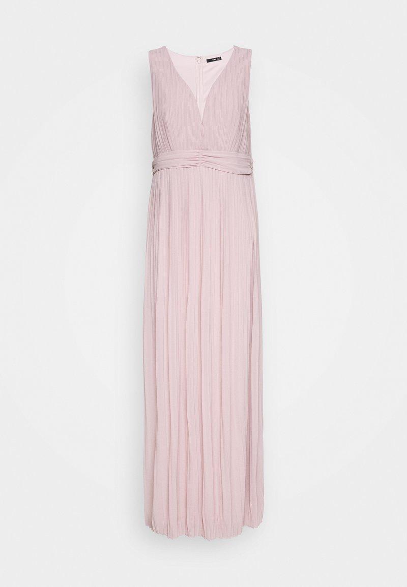 TFNC Maternity - VEENA MAXI - Společenské šaty - new mink