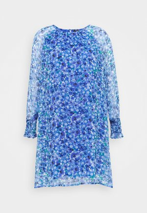 VMDICTE SHORT DRESS  - Day dress - dazzling blue/dichte