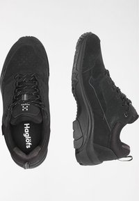 Haglöfs - SKUTA LOW  - Hiking shoes - true black - 3