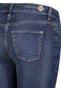 MAC Jeans - Slim fit jeans - dark used - 4