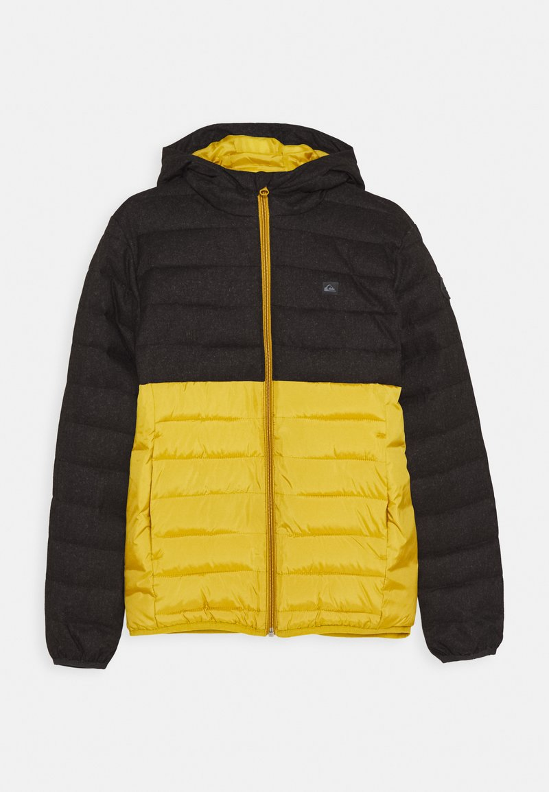 Quiksilver - SCALY MIX YOUTH - Winter jacket - honey