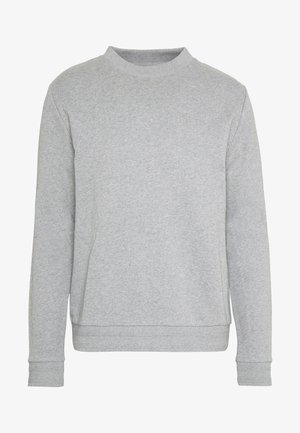 ISAAC - Mikina - grey melange
