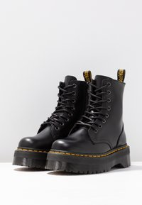 Dr. Martens - JADON ZIP - Bottines à plateau - black - 4