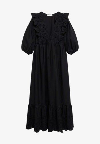 Day dress - zwart