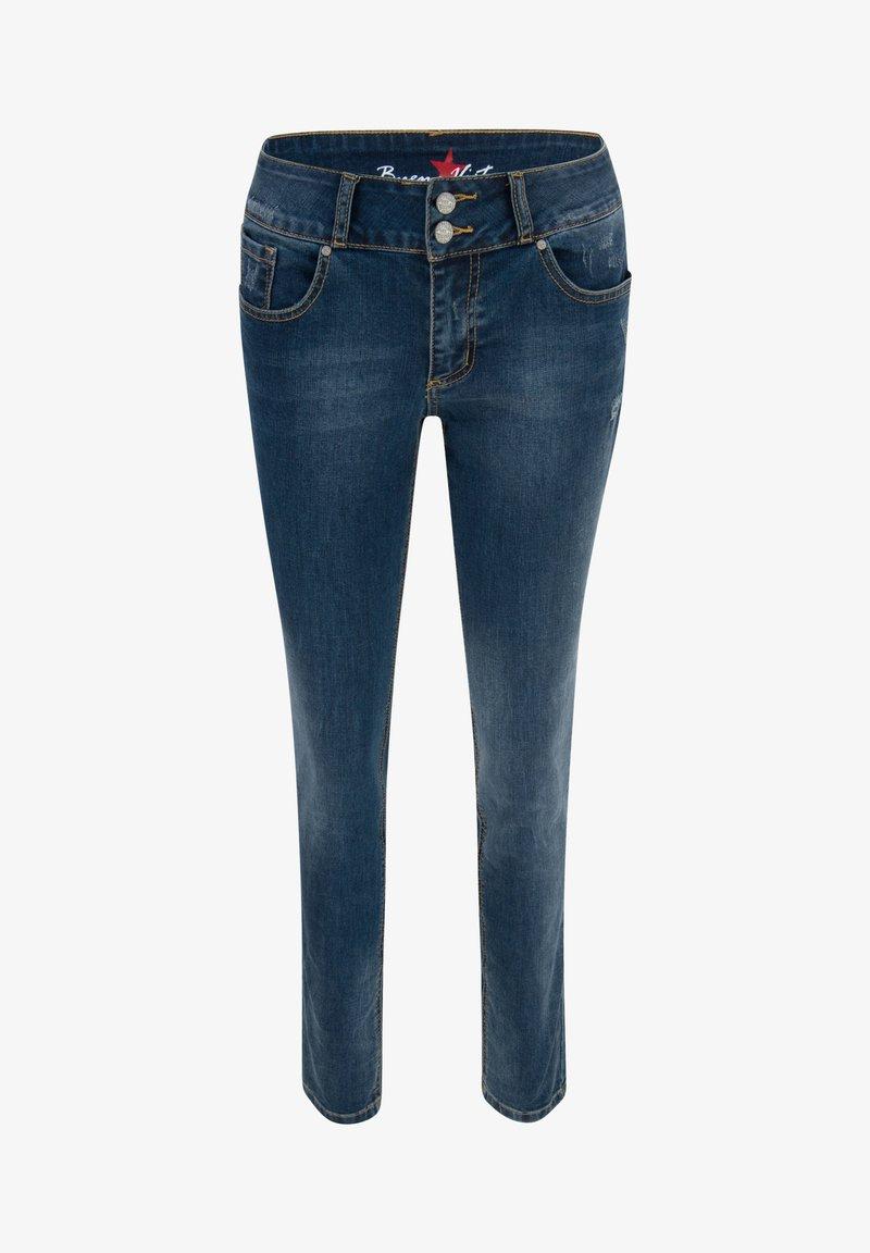 Buena Vista - Jeans Skinny Fit - blue denim