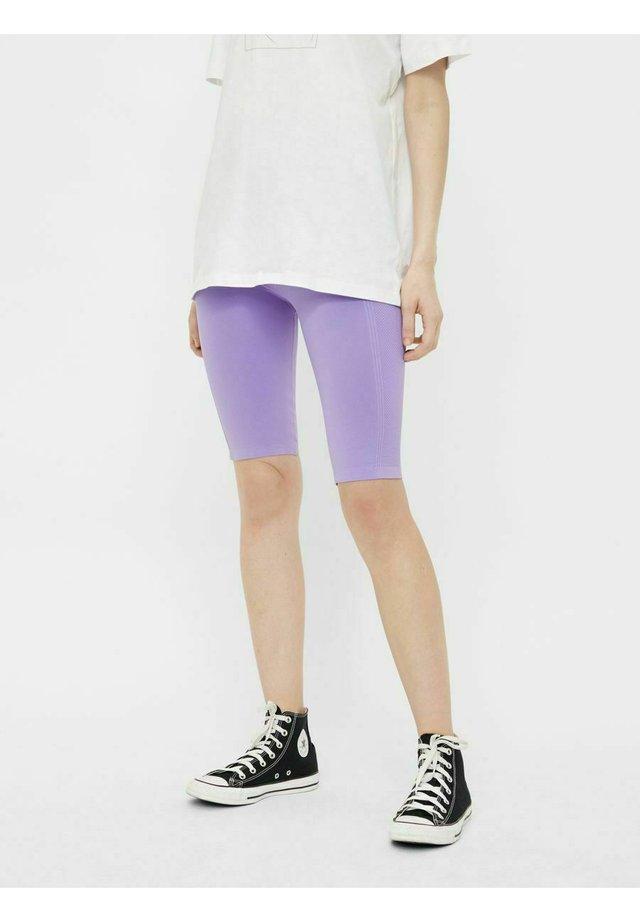 YOGA - Szorty - dahlia purple