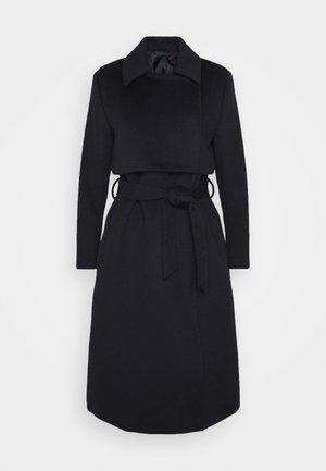 ADDIE - Płaszcz wełniany /Płaszcz klasyczny - navy blazer