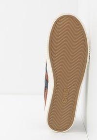 Gola - TENNIS MARK COX - Sneakersy niskie - cognac/navy - 4