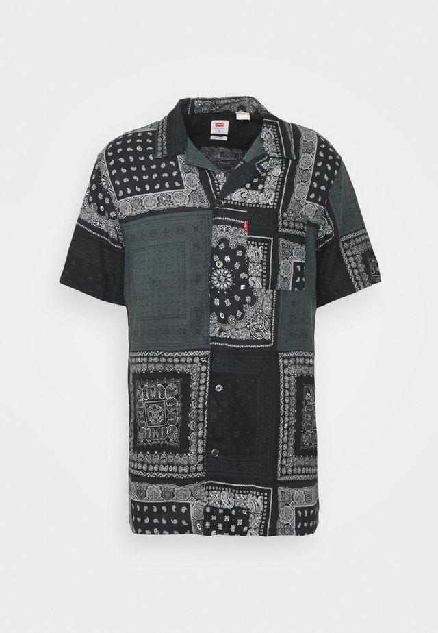 CUBANO - Hemd - blacks