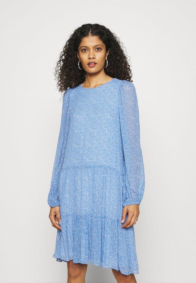MANO DRESS - Korte jurk - blue bonnet
