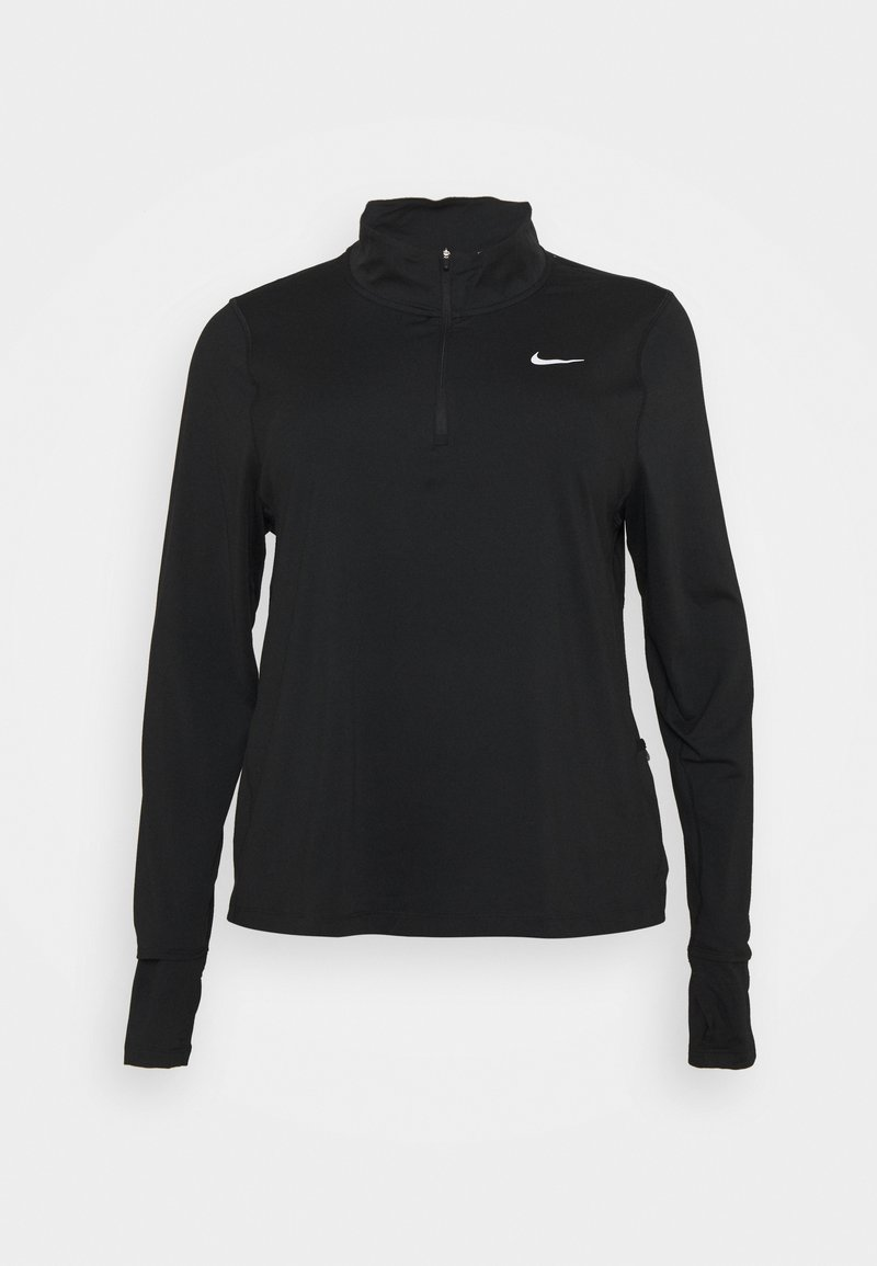 Nike Performance - Funktionsshirt - black/reflective silver