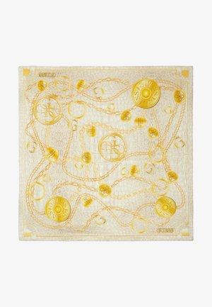 CORILY KETTEN - Sjaal - yellow