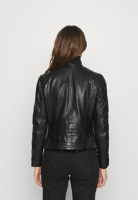 Gipsy - CHARLEE LAORV - Leather jacket - black - 2
