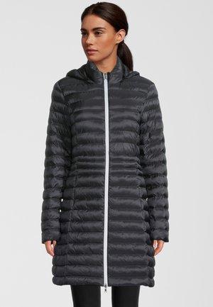 OSLO - Winter coat - black/stone