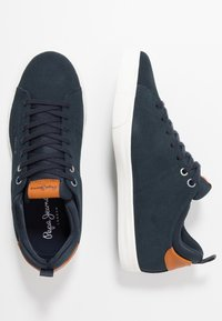 Pepe Jeans - MARTON - Trainers - navy - 1